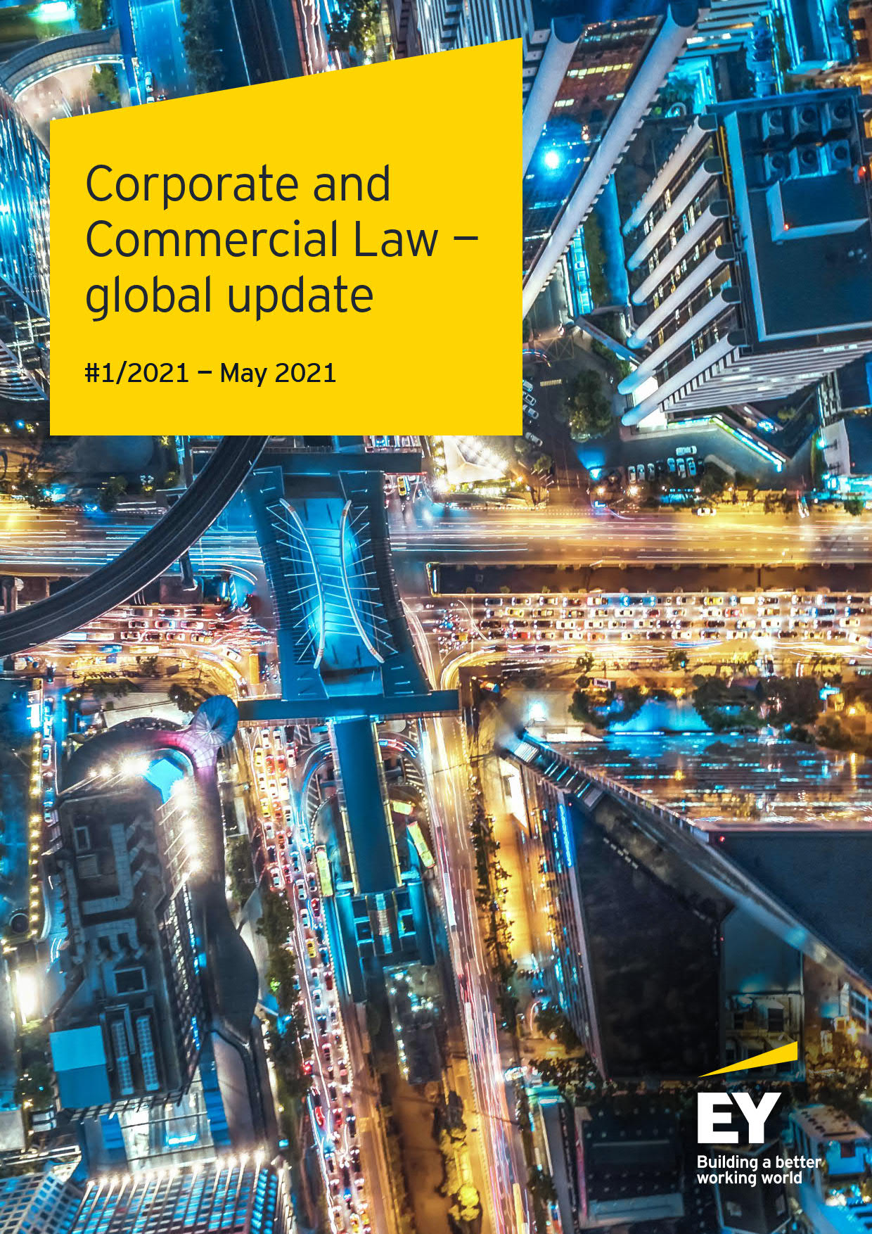 Corporate and Commercial Law - global update No 1/2021