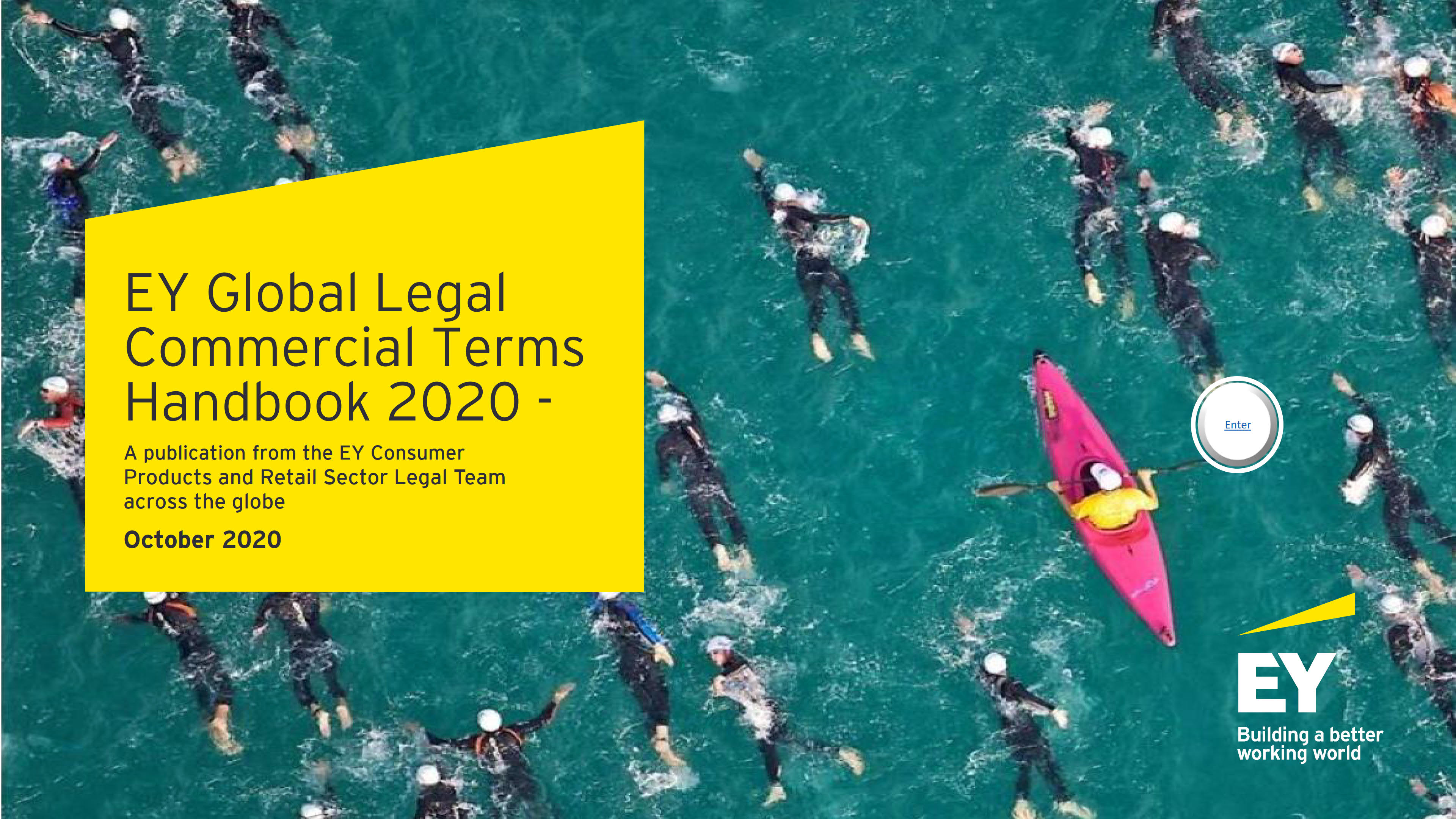 EY Global Legal Commercial Terms Handbook 2020 Second Edition