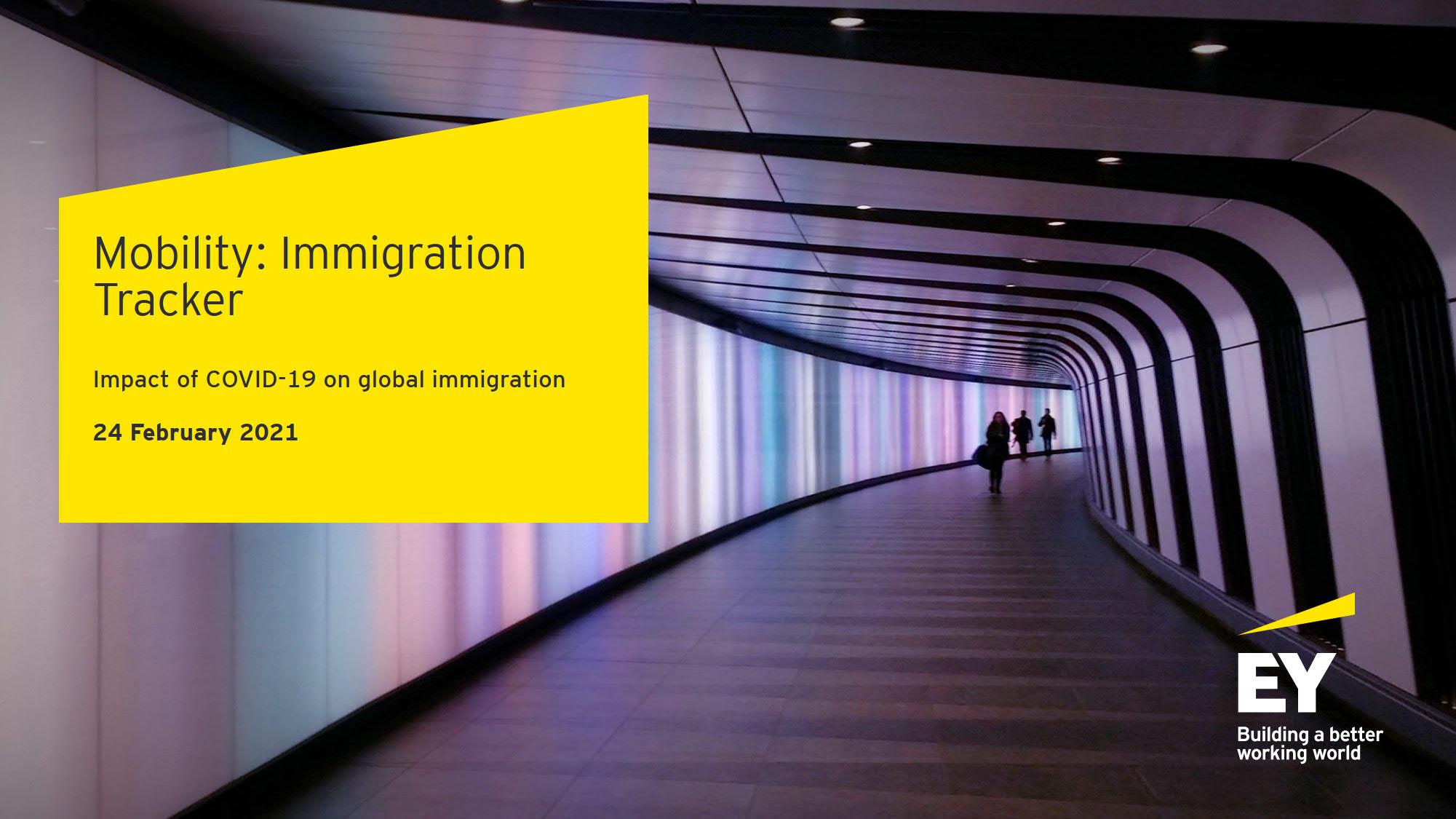 人员流动:出入境 - COVID-19对全球出入境管理的影响