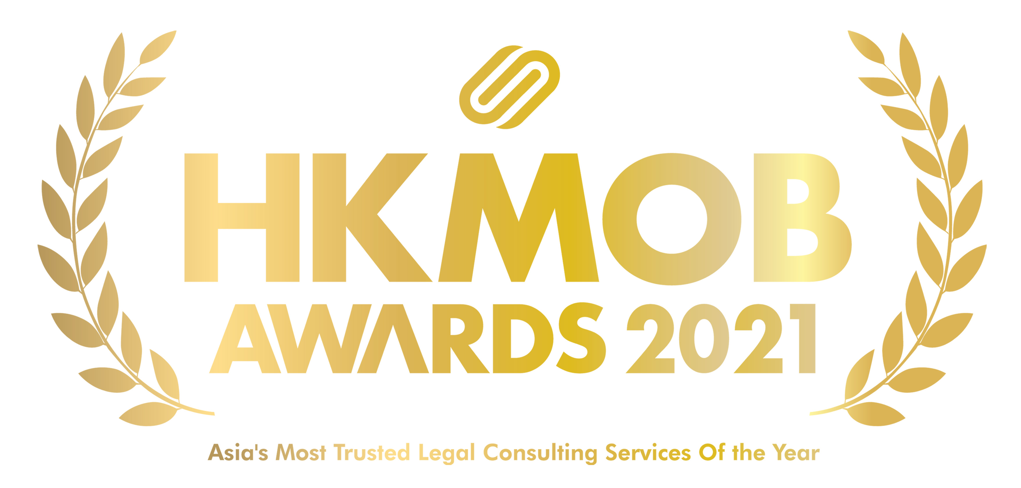 CORPHUB HKMOB Awards 2021 – Asia's Most Trusted Legal Consulting Services of the Year, LC Lawyers LLP, 2021
